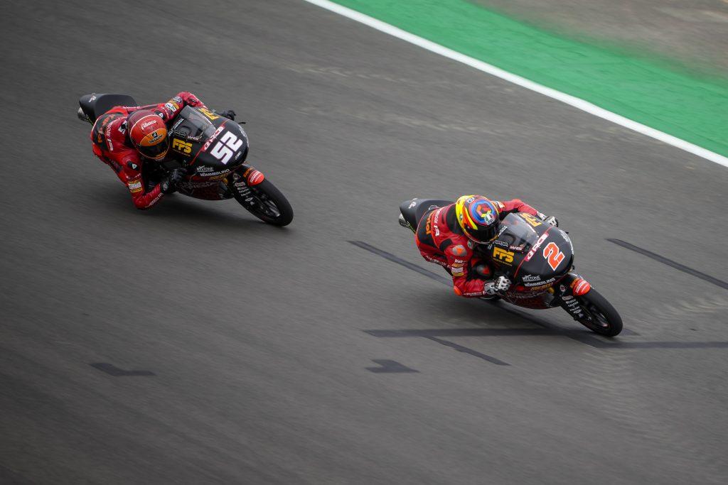 #BRITISHGP: BUON VENERDÌ PER RODRIGO E ALCOBA   - Gresini Racing
