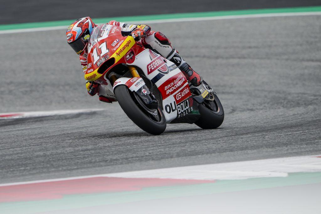 IL TEAM FEDERAL OIL ALLA SFIDA INGLESE - Gresini Racing