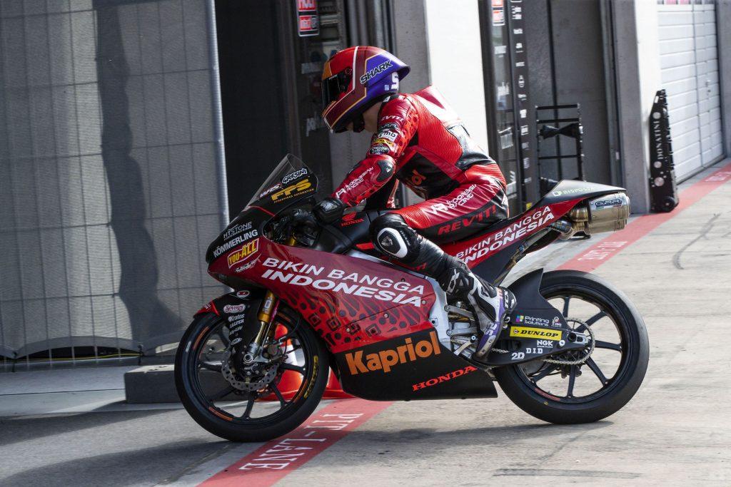 SILVERSTONE PER TORNARE PROTAGONISTI - Gresini Racing