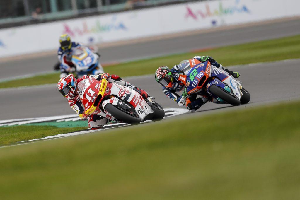 DIGGIA TORNA IN TOP5, BULEGA A PUNTI   - Gresini Racing