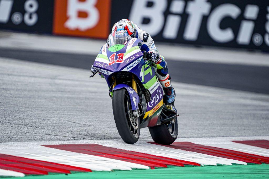 FERRARI UP TO SPEED IN AUSTRIA   - Gresini Racing