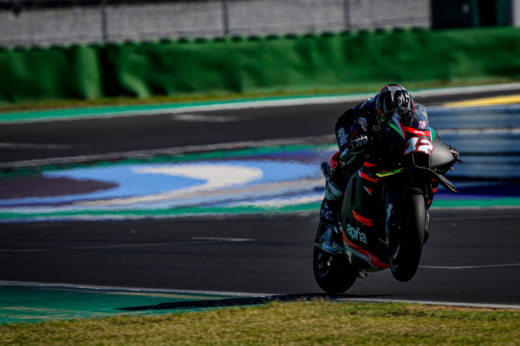 ALEIX A CACCIA DI CONFERME DOPO LO STORICO PODIO DI SILVERSTONE - Gresini Racing
