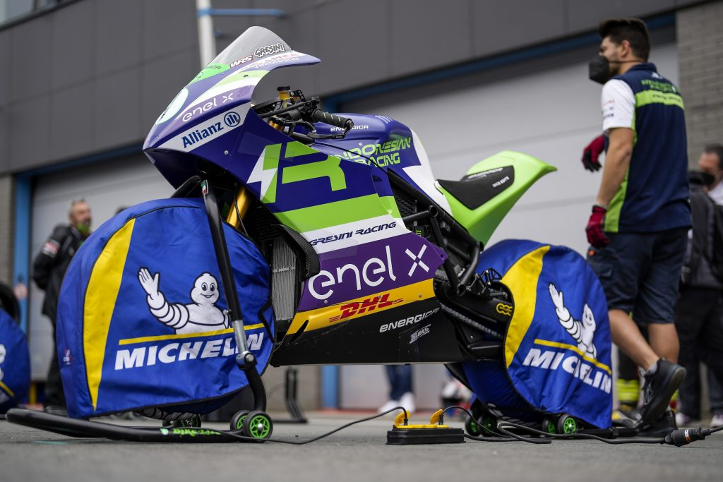 FINAL DOUBLEAHADER AWAITS INDONESIAN E-RACING GRESINI MOTOE AT MISANO   - Gresini Racing