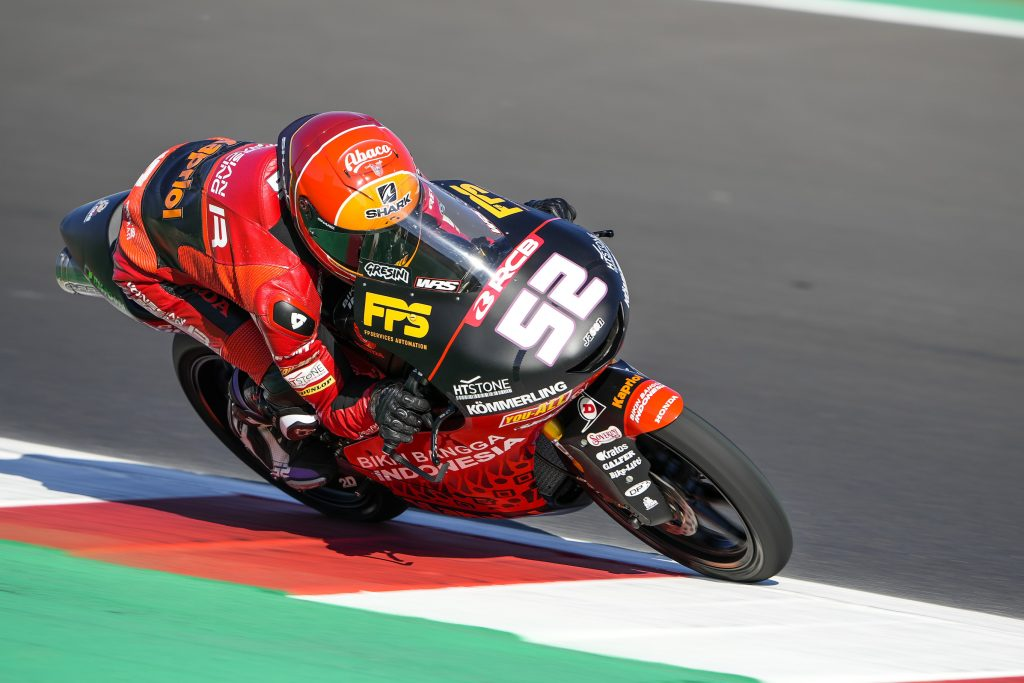 ALCOBA'S QUALIFYING ENDS IN Q1, RODRIGO PULLS OUT OF THE WEEKEND   - Gresini Racing