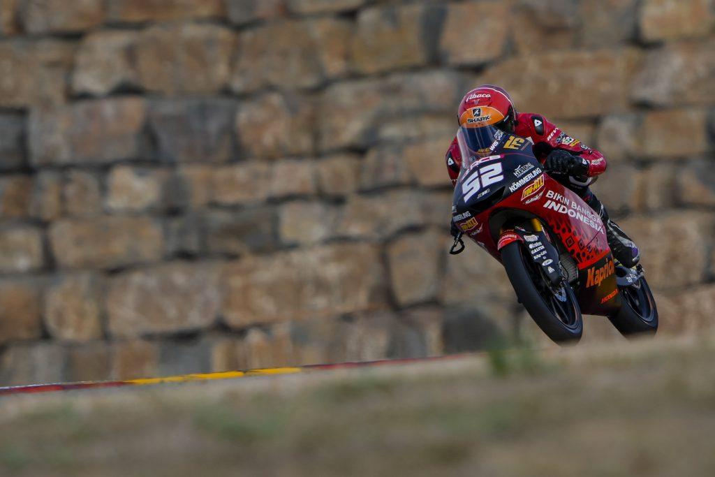 RODRIGO RIPARTE DALLA PRIMA FILA AD ARAGON   - Gresini Racing