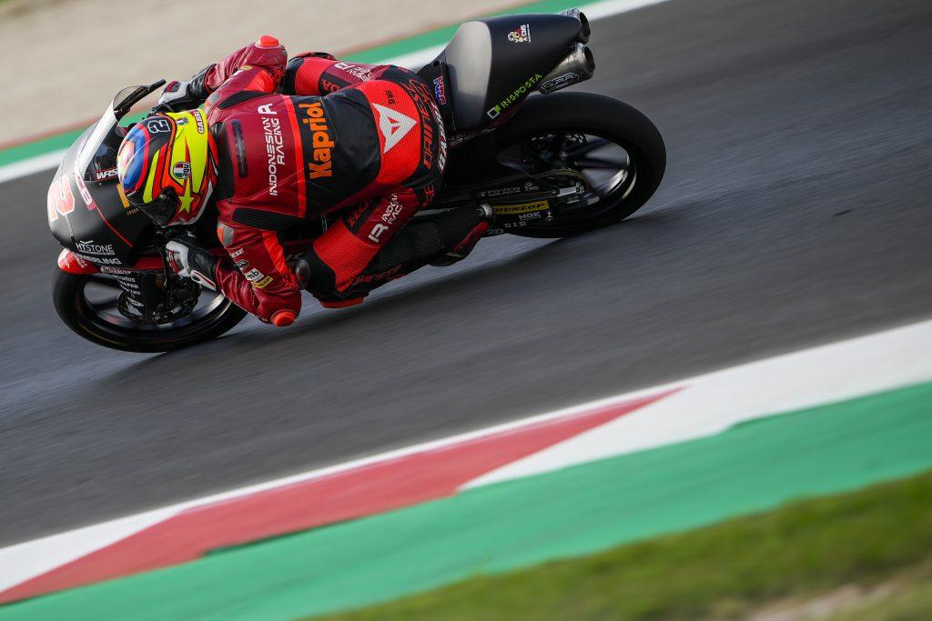MISANO: PROBLEMI FISICI FRENANO RODRIGO E ALCOBA NEL DAY1   - Gresini Racing