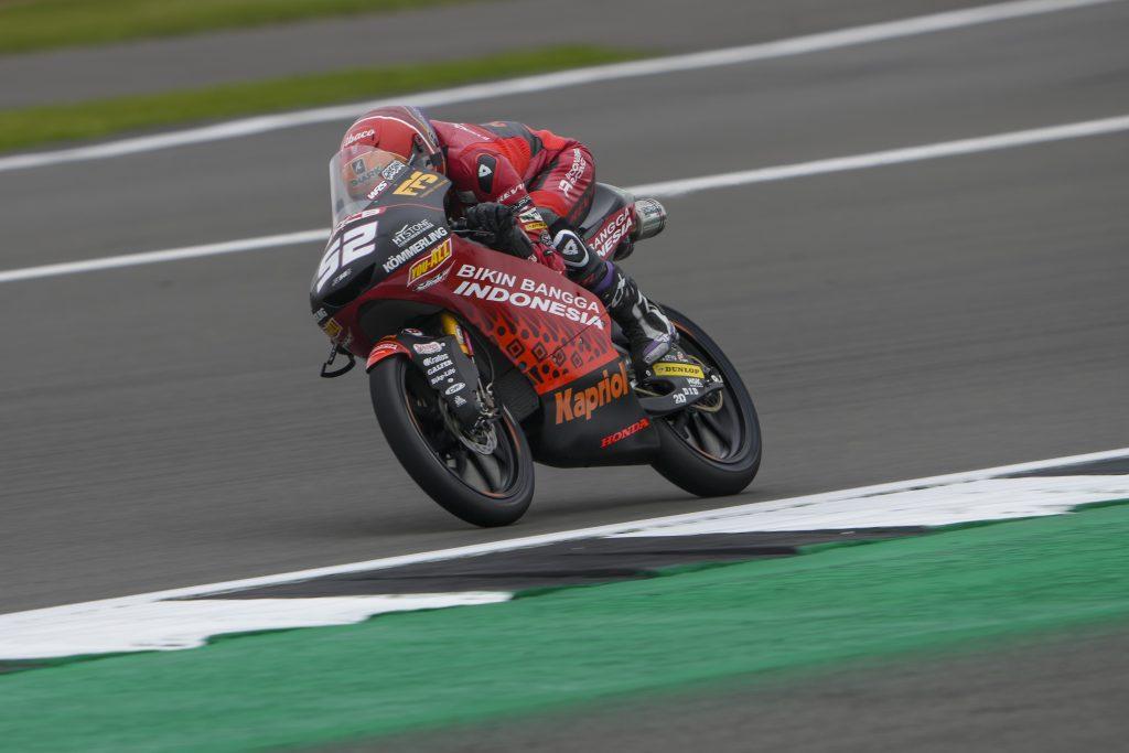 """DUE GARE """"CASALINGHE"""" PER L'INDONESIAN RACING GRESINI MOTO3 AD ARAGON E MISANO   - Gresini Racing"""