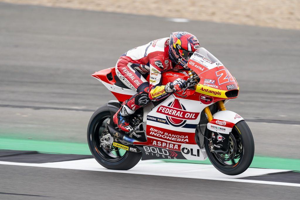 DOPPIETTA ITALO-SPAGNOLA PER IL TEAM FEDERAL OIL GRESINI MOTO2   - Gresini Racing