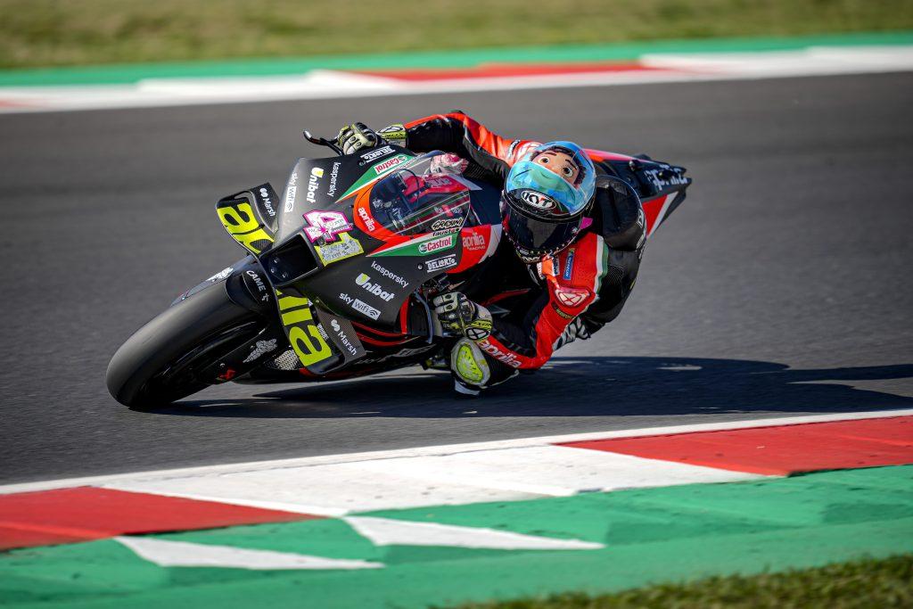 PER LA PRIMA VOLTA DUE APRILIA IN TOP TEN, SENZA PASSARE DALLA Q1 - Gresini Racing