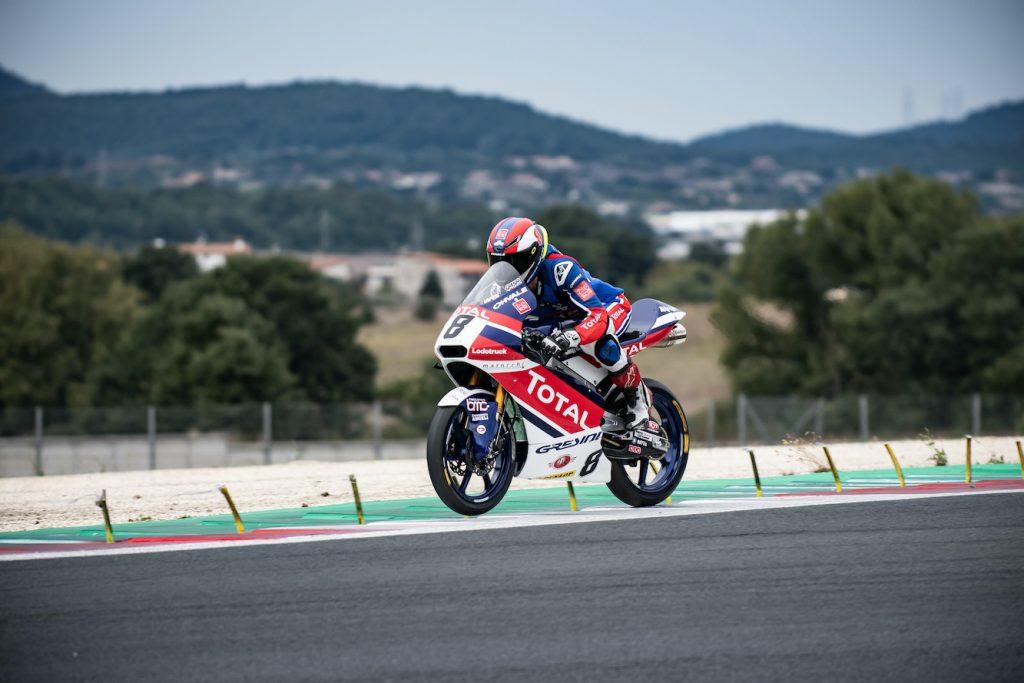 BIANCHI, PRIMA TOP5 STAGIONALE A VALLELUNGA - Gresini Racing