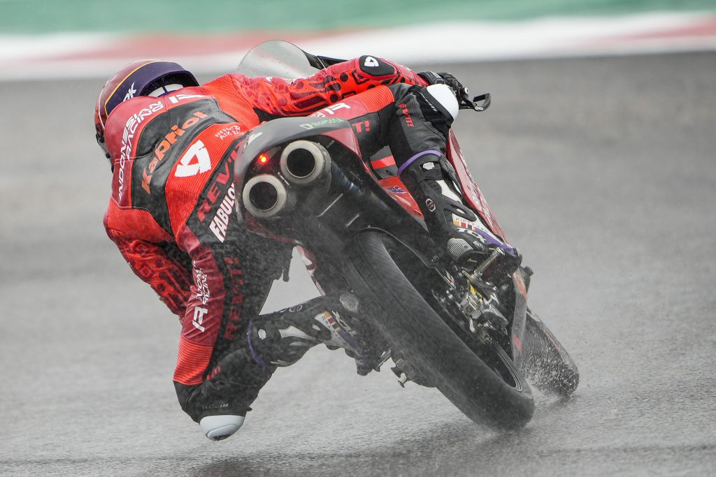 ALCOBA PRENOTA LA Q2 NELL'ESORDIO AMERICANO SUL COTA - Gresini Racing